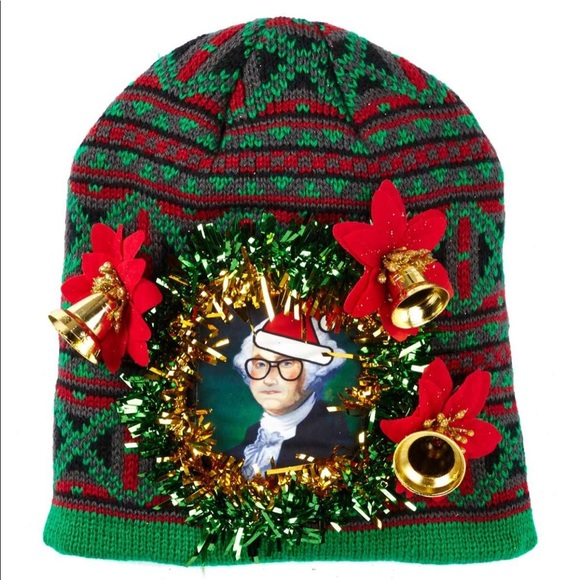 14de1bf3c75 Accessories - Ugly Christmas Sweater Beanie